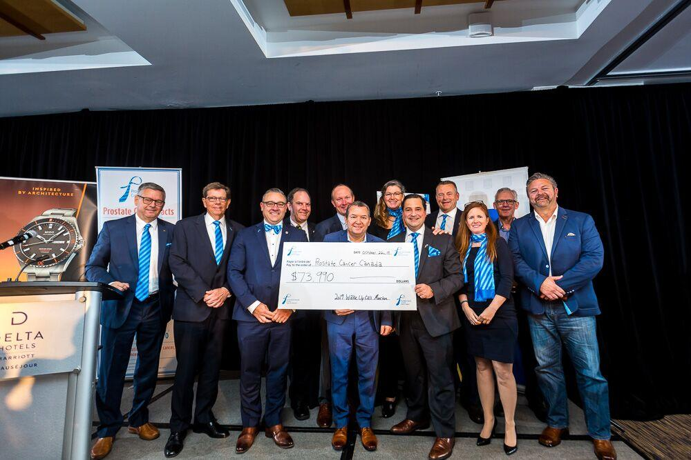 Prostate Cancer Wake Up Call Breakfast 2019